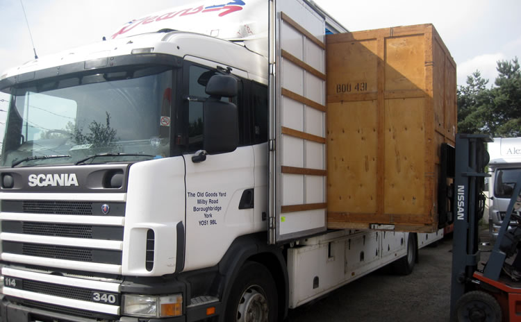 Deans Removals - Commercial Removal Services