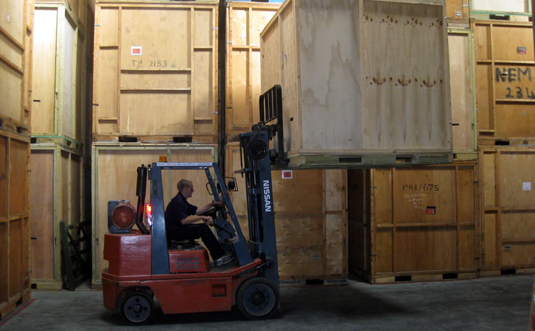 Deans Removals - Packing and Storage Services